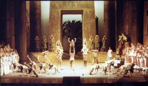 Gli Spettacoli - Aida